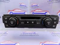 BMW 1 Series Radio Heater Control Panel F20 F30 9384046 6832880 24//6