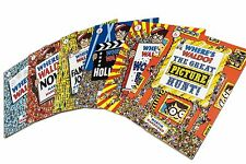 Where's Waldo? The Wow Collection: 6 Amazing Books and a Puzzle New Best Selling