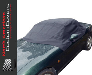 MAZDA MX5 1989-1997 MK1 INDOOR OUTDOOR FULLY WATERPROOF CAR COVER COTTON LINED