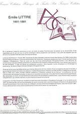 DOCUMENT PHILATÉLIQUE - YT 2328 - 1er JOUR 1984
