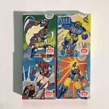Card serie completa Gakeen Magnetico Robot carte vintage Anime Japan
