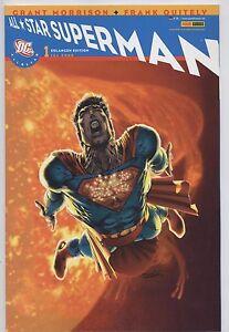ALL STAR SUPERMAN (deutsch) # 1 VARIANT - MORRISON / QUITLY ERLANGEN 2006 - TOP
