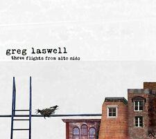 Greg Laswell - Three Flights from Alto Nido [New CD]