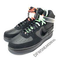 Nike Air Force 1 High '07 LE Men's 14 Black LA Halsey Shoes CU3052-001 New