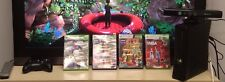 XBOX 360 S Bundle - Kinect Lot - 4 Games ~ Fifa 2013, NBA 2K13, Zumba Fitness