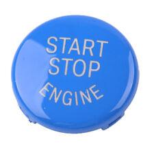 Blau Start-Stop Engine Druckknopf Schalter Deckel Cover für BMW 3 5 Series E93