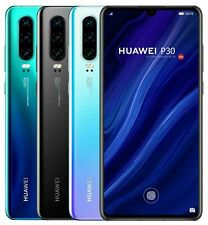 "Huawei P30 UNLOCKED 8GB RAM 128GB ROM Dual Sim 6.1"" 40MP"
