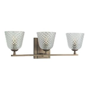 Hudson Valley 4063BB Grafton Vanity Light Brushed Bronze
