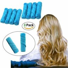 "The Sleep Styler For Long Hair NIP 8 Rollers Curlers 6"" Shark Tank Hot 2017"