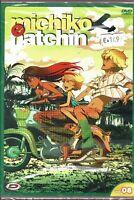 1 DVD MANGA DYNIT ANIME,MICHIKO e HATCHIN 8,EPISODI FINALE  dirty pair,flcl,beck