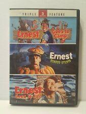 Ernest Triple Feature Dvds