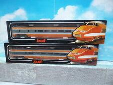 Jouef : lot de deux voitures pour TGV sud est ref : 5471 et 5472 ech ho