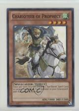 2012 Yu-Gi-Oh! Return the Duelist Unlimited Charioteer of Prophecy 4ta