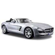 Coches, camiones y furgonetas de automodelismo y aeromodelismo Roadster Mercedes