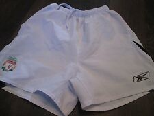 Liverpool 2005-2006 Away Football Shorts Size Junior Small waist  /bi