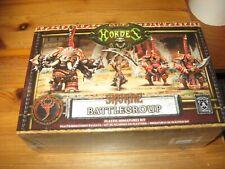 Warmachine Hordes Skorne Battlegroup  box new