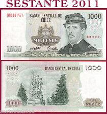 CHILE / CILE - 1000 1.000 PESOS 2005  P 154f  -   FDS / UNC
