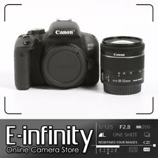 NUEVO Canon EOS 800D Digital SLR Camera + EF-S 18-55mm f/4-5.6 IS STM Lens Kit