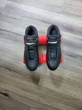 Riedell - Carrera (105B #2) - Speed Roller Skates Women's Size 6 - Black