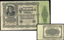 ALLEMAGNE  50000  mark   1922  (  B14367561 )