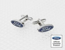 OFFICIAL FORD CUFFLINKS BY RICHBROOK