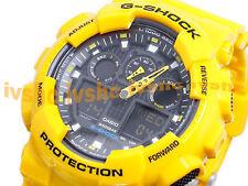 CASIO G-Shock GA100A-9A GA-100A-9A Ana-Digi XLarge Original Package #