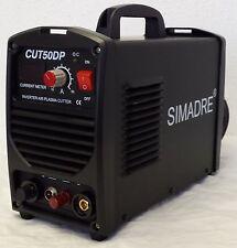 Plasma Cutter Simadre 50DP Pilot Arc 50 Amp Dual Voltage 110/220V CNC Compatible