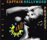 Captain Hollywood Project Maxi CD More And More (Remixes) - Germany (M/M)