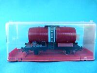 Train Jouef - Wagon Bi-foudres transport de vin  - En boîte 6430 - Ho