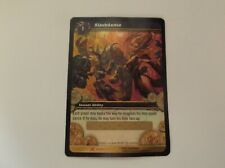 "World of Warcraft: Drums ""SLASHDANCE"" #1/3 AbilIty Trading Card - RARE LOOT CARD"
