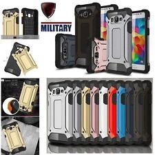 Etui Coque housse Military Design Armor Case Cover Samsung Galaxy Grand Prime