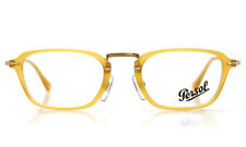 PERSOL frame eyeglasses 3079-V 204 Miele Yellow Vintage 50-21 140 Italy NEW