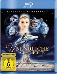 Die unendliche Geschichte [Blu-ray/NEU/OVP] von Wolfgang Petersen nach M.Ende