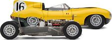 Exoto XS 1:18 | BEST PRICE | '57 Equipe Nationale Belge Jaguar D-type | Le Mans