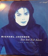 """Michael Jackson - You Are Not Alone  - 12"""" Vinyl Record - 1995 - LP"""