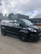 Ford transit custom MS-RT M Sport auto