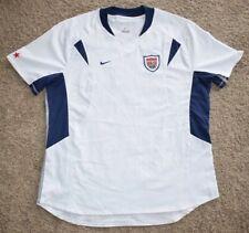 save off 59b2f 9ed2a Womens 2004 Olympic Nike Team USA Blank Soccer Jersey Women s SZ XL (16-18