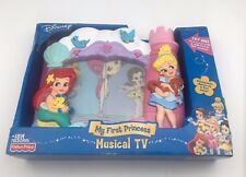 Fisher Price Disney My First Princess Musical TV