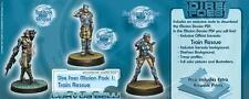 Infinity BNIB Dire Foes Mission Pack 1: Train Rescue (PanOceania VS Morat)
