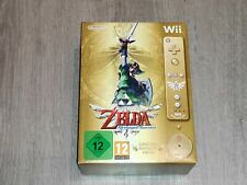 Zelda Skyward Sword Limited Edition Pack Nintendo Wii Nuevo Precintado NEW