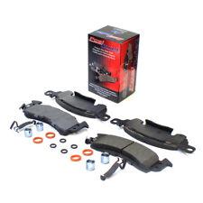 Disc Brake Pad Set Front Centric 104.00520