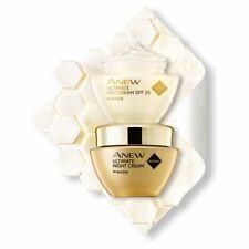AVON Anew Ultimate Day Firming +Night Restoring Cream with Protinol SET!1.7oz ea