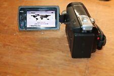 SAMSUNG SMX-F40BN/XXAA DIGITAL FLASH MEMORY SD CAMCORDER