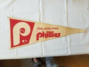 Philadelphia Phillies Vintage Full Size Pennant MLB