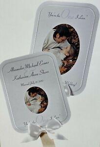 Wilton Wedding Celebration Fan Kit - Pack Of 48 Fans