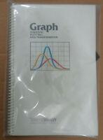 GRAPH - Scientific Plotting/Data transform by Micromath Scientific Software 1987