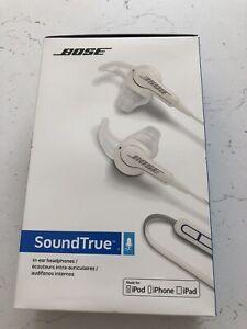 Bose SoundTrue In-Ear Headphones