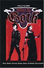 What is Goth? Music, Makeup, Attitude, Apparel, Dance, and General Skullduggery