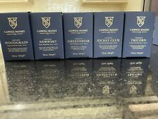 5 Caswell-Massey Heritage Soap Lot! New!