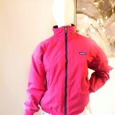 Patagonia bomber wind breaker fleece lined jacket RETRO VINTAGE